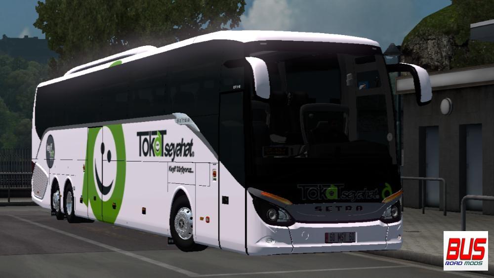 TRUCK SETRA 17 EURO TÉLÉCHARGER SIMULATOR BUS TRAVEGO