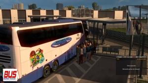 Mods: Passageiros Animados ETS2 (1 33 x)